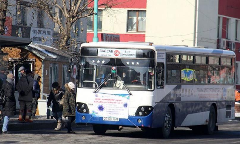 Энхтайваны гүүрийг хаахтай холбогдуулан автобусны 13 чиглэлд өөрчлөлт орлоо