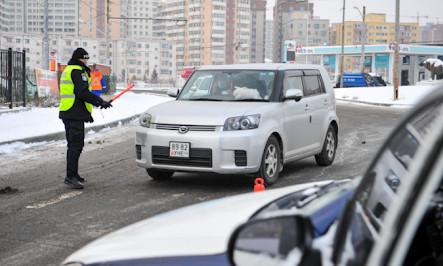 Журам зөрчсөн 162 тээврийн хэрэгслийн QR кодыг хүчингүй болгожээ
